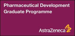 AstraZeneca - Pharmaceutical Development Graduate Programme