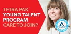 Tetra Pak - Tetra Pak Young Talent Program