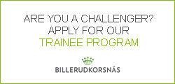 BillerudKorsnäs - BillerudKorsnäs Trainee Programme
